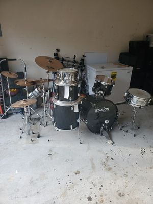 2 Drum Sets - Traditional and Wireless for Sale in Stonecrest, GA