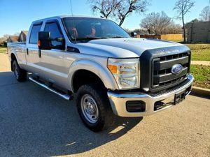 2013 ford f250 4x4 gas for Sale in Grand Prairie, TX