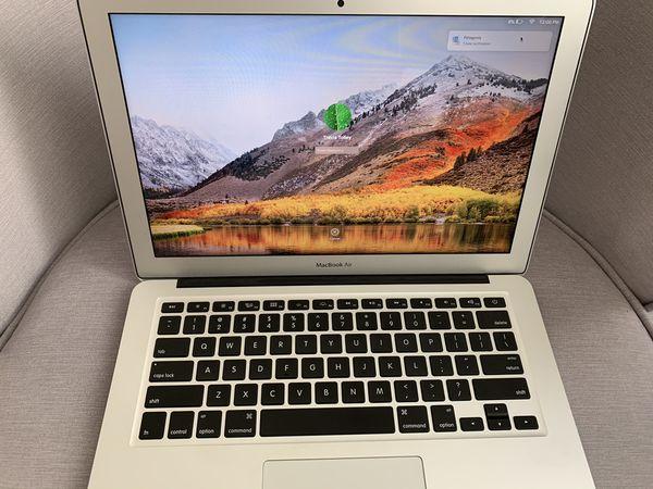 Refurbished 13.3-inch MacBook Air 1.8GHz dual-core Intel Core i5