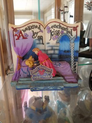 Disney Jim Shore Sleeping beauty for Sale in Warwick, RI