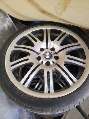 Bmw M3 wheels. 5x120. for Sale in Wenatchee, WA