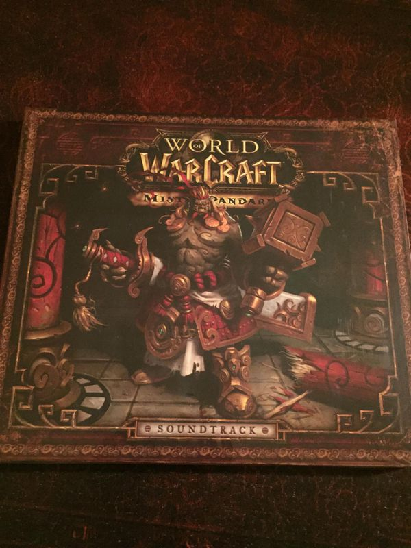 WOW Mist Of Pandaria Collectors Edition