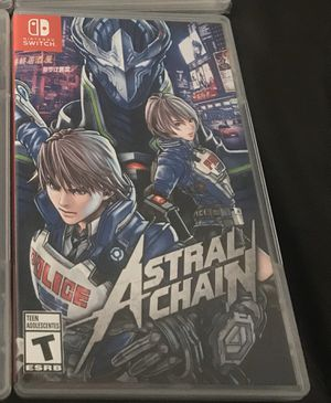 Astral Chain for Sale in Ontario, CA