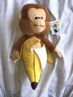 Stuffed monkey for Sale in Stockton, CA