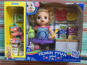 Hungry Happy Baby Toy with Bonus for Sale in Beaverton, OR