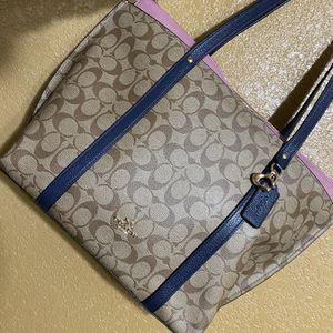 Coach Tote Purse Bag for Sale in Ontario, CA