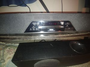 RCA. Surround sound with Soundbar and woofer for Sale in Drexel Hill, PA
