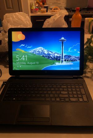 HP laptop windows for Sale in Dallas, TX