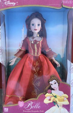 BELLE - Porcelain Keepsake Doll for Sale in San Jose, CA