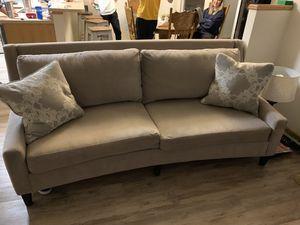 Bauhaus sofa and chair for Sale in Washington, MO