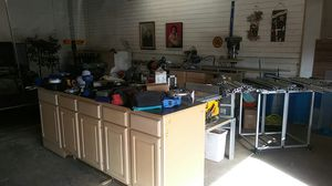 Entire shop of maker tools. for Sale in Phoenix, AZ
