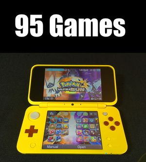 New 2DS XL with 95 Games for Sale in Frederick, MD