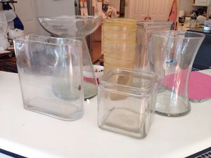 Assorted Vases for Sale in Austin, TX