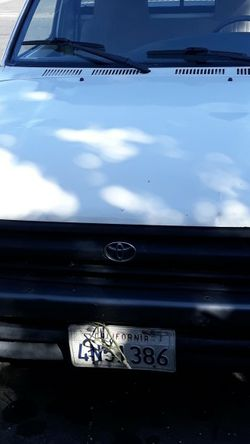Toyota Tacoma 22 R 172 Mil Millas for Sale in Selma,  CA