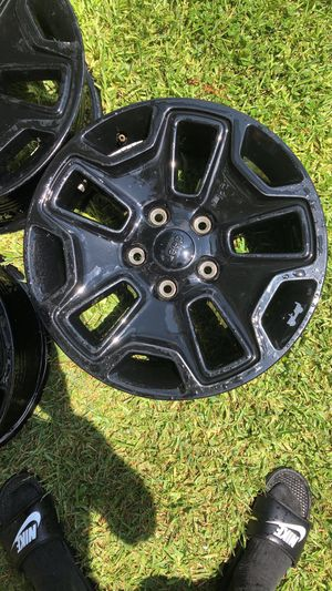 Rubicons wheels for Sale in Houston, TX