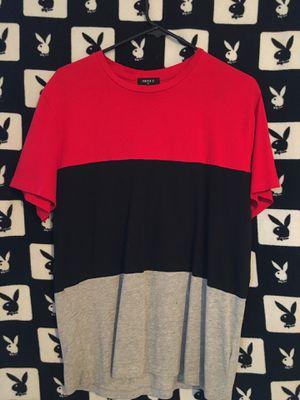 Forever 21 patchwork shirt for Sale in San Bernardino, CA