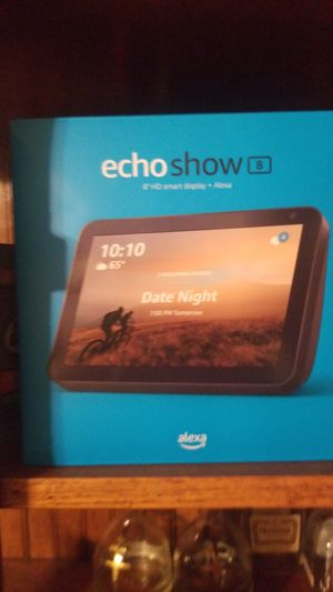 Echo show 8 for Sale in Chicago, IL