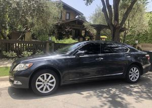 2007 Lexus LS 460 executive edition $17,000 obo for Sale in Los Angeles, CA