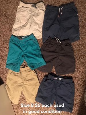 Used kids clothes. Size and price on picture pick up only east Palmdale close to Division and R for Sale in Palmdale, CA