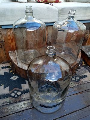 Glass carboy for Sale in San Diego, CA