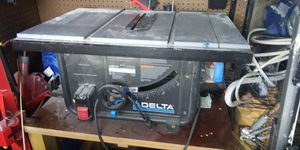 Delta table saw for Sale in Sanford, ME