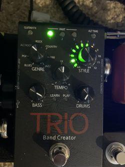 Digitech Trio Band Creator Guitar Pedal for Sale in La Habra,  CA