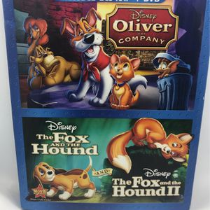 Disney 3 Movie Collection Blu-ray DVD for Sale in Corona, CA