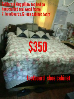 Trade my king bed for laptop for Sale in Bellevue, IL