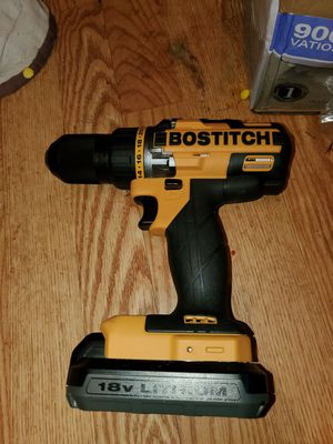 This is local and cash only. new drills. Black and decker and bostitch 18v also i will put in a free black and skillsaw with purchase for Sale in Bay Saint Louis, MS