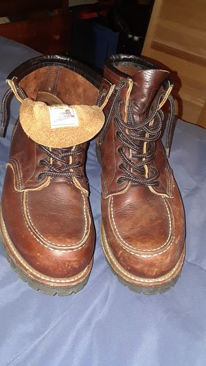 Redwings USA size 10.5 for Sale in Chicago, IL