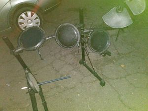 Drum set. Needs to be assembled correctly for Sale in Bristol, CT