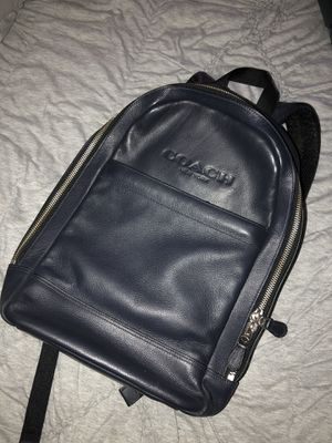 Coach men's backpack for Sale in Arcadia, CA