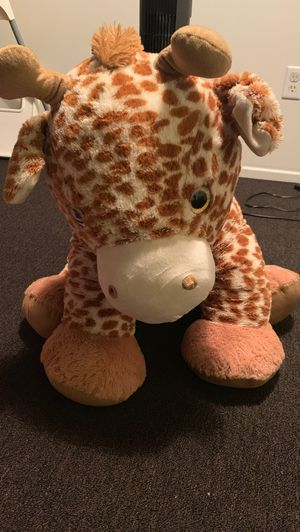 Big giraffe teddy bear for Sale in Long Beach, CA