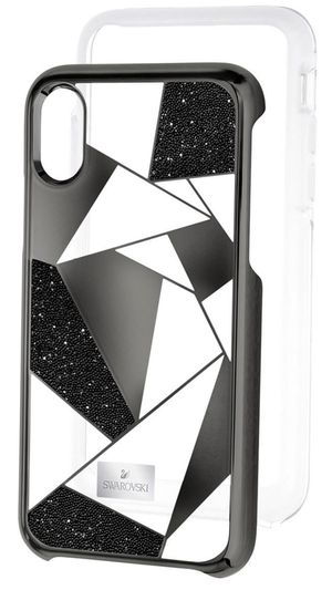 iPhone X Swarovski case with rhinestones for Sale in Bellflower, CA