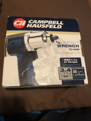 1/2in impact wrench(NEW) for Sale in Detroit, MI