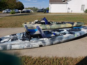 Field and Stream fishing kayaks for Sale in Columbus, OH