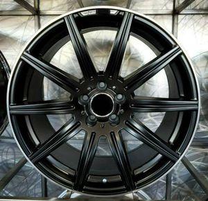 "Mercedes 19"" new nlk rims tires set for Sale in Hayward, CA"