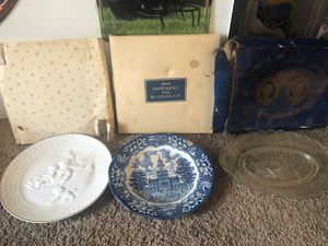 3 collectable plates vintage for Sale in IL, US