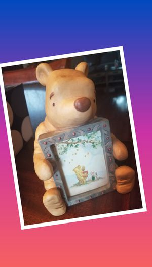 NEW WINNIE THE POOH PICTURE FRAME for Sale in Tacoma, WA