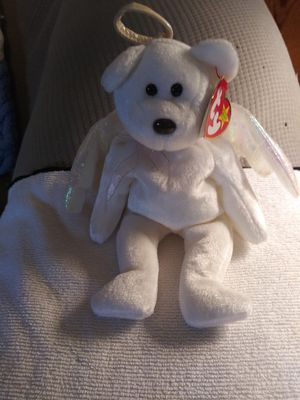 Halo Ty Beanie Babie Retired, Very Rare for Sale in Newark, OH