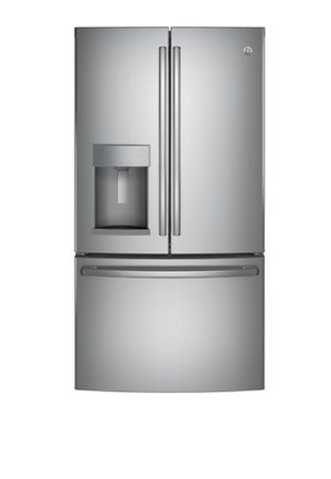 Brand new GE stainless steel refrigerator for Sale in Houston, TX