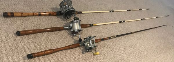 Classic fishing rods for sale. Also all rod repairs