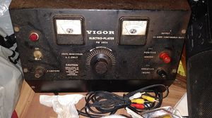 Vigor electro platter pm 250 a for Sale in San Francisco, CA