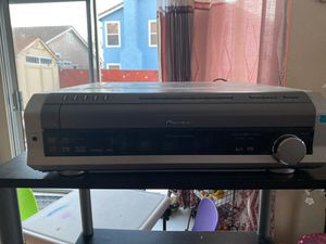 Pioneer 5.1 DVD receiver for Sale in Tracy, CA