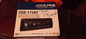 Alpine cd player for Sale in Suffolk, VA