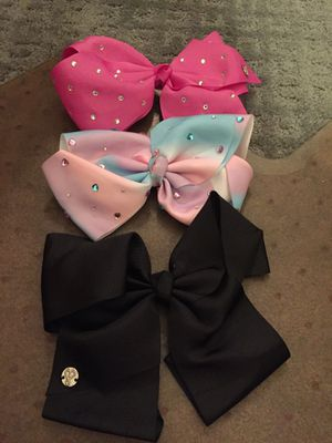 Jojo Siwa bows for Sale in New York, NY