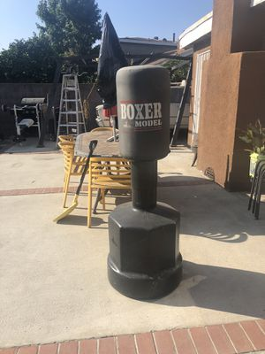 Century portable Punching bag for Sale in Bellflower, CA