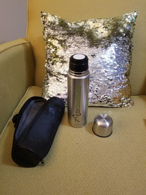 2 Stainless Steel Water Bottles With Carriers for Sale in Rossville, GA