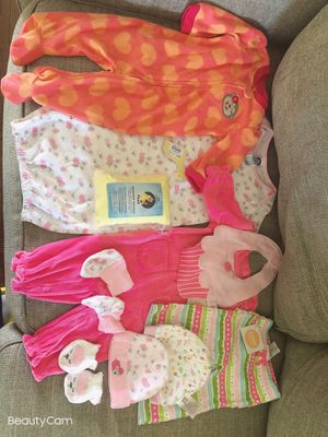 NEW baby girl items for Sale in Naperville, IL