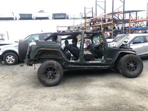"""07 Jeep Wrangler """"for parts"""" for Sale in San Diego, CA"""